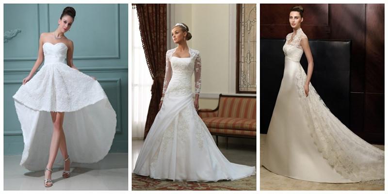 Brautkleider online bestellen