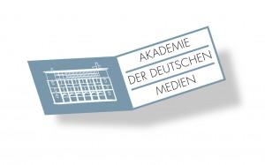 Akademie der Deutschen Medien - Logo