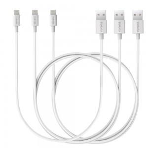 TURATA iPhone Ladekabel Lightning Kabel