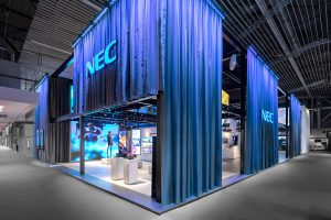 Dart-NEC-ISE-2018-LP_1924_bearbeitet_1000-1-300x200 Immersive Experience Space - D'art Design Gruppe again for NEC at ISE 2018