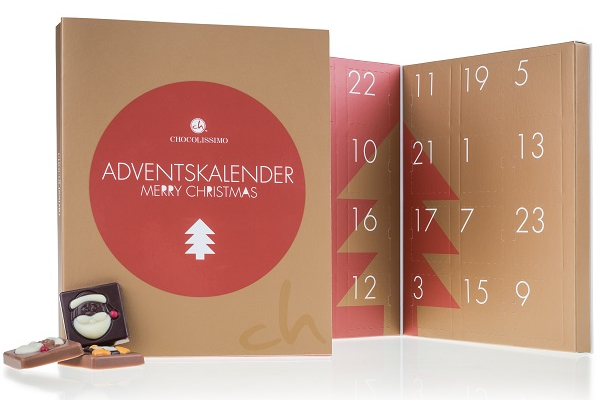 Advent Book Neapolitans Mini - Adventskalender
