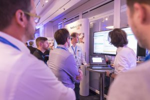 2017_10_19_QSTage_3508-300x200 Continuous 'everything' in practice: Exhibition about continuous integration, delivery and deployment at the Software-QS-Tag