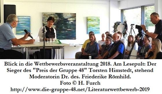 1-Bild Literaturwettbewerb 2019 der Gruppe 48 e.V.