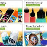 Tolle Faschingsschminke und Karnevalskostüme zu günstigen Händlerkonditionen für Karnevalsvereine