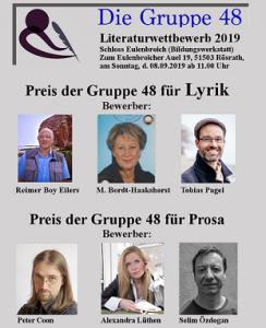 105-Bild-1-244x300 Vierter Literaturwettbewerb in Rösrath im Schloss Eulenbroich