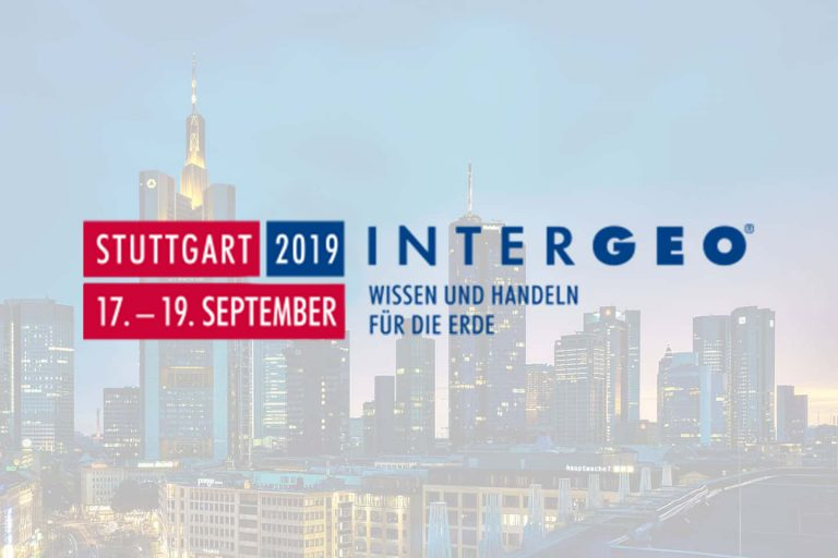 INTERGEO 2019 – 3D PluraView live at 16 software partners