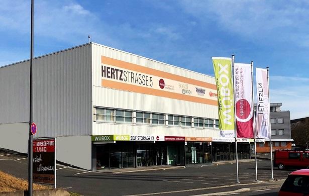 Würzburgs größter Lagerraum Anbieter expandiert weiter