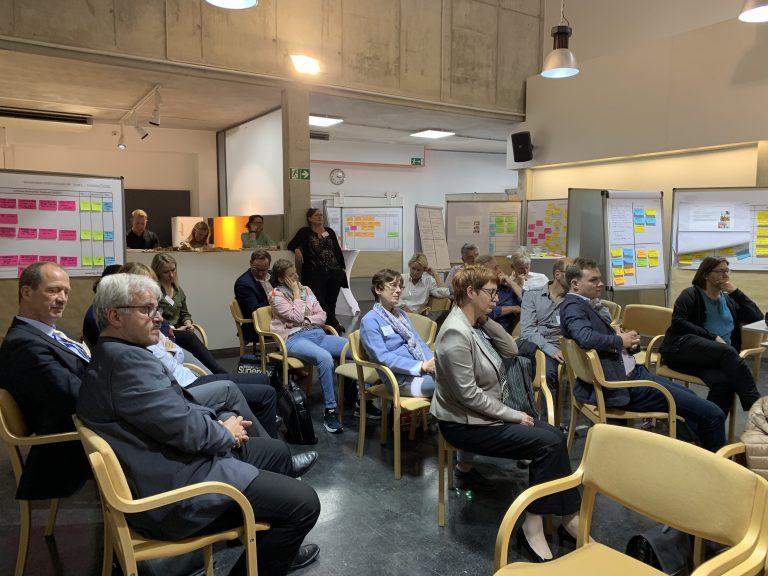 Eindrucksvolle Erkenntnisse beim BdS-Ausbildertreffen 2019 – Der Blick durch die Brille (potentieller) Auszubildender