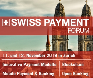 8. Swiss Payment Forum: Trends der Financial Services Industry