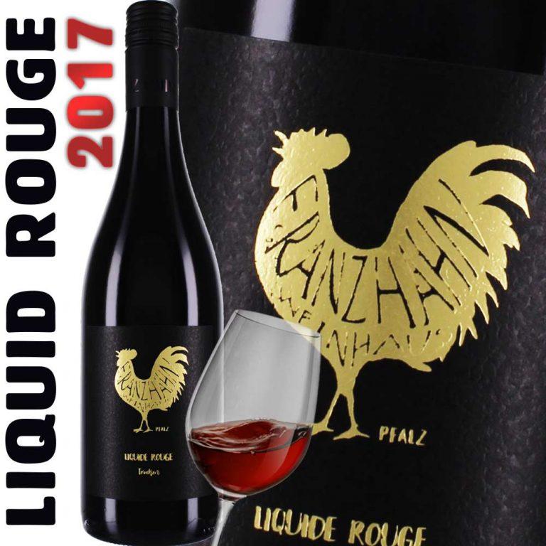 Rotweincuvée Liquid Rouge, jetzt exklusiv bei genuss7.de