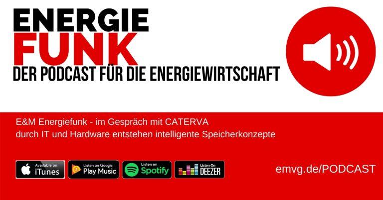 E&M Energiefunk geht als Podcast online – der Podcast für die Energiewirtschaft