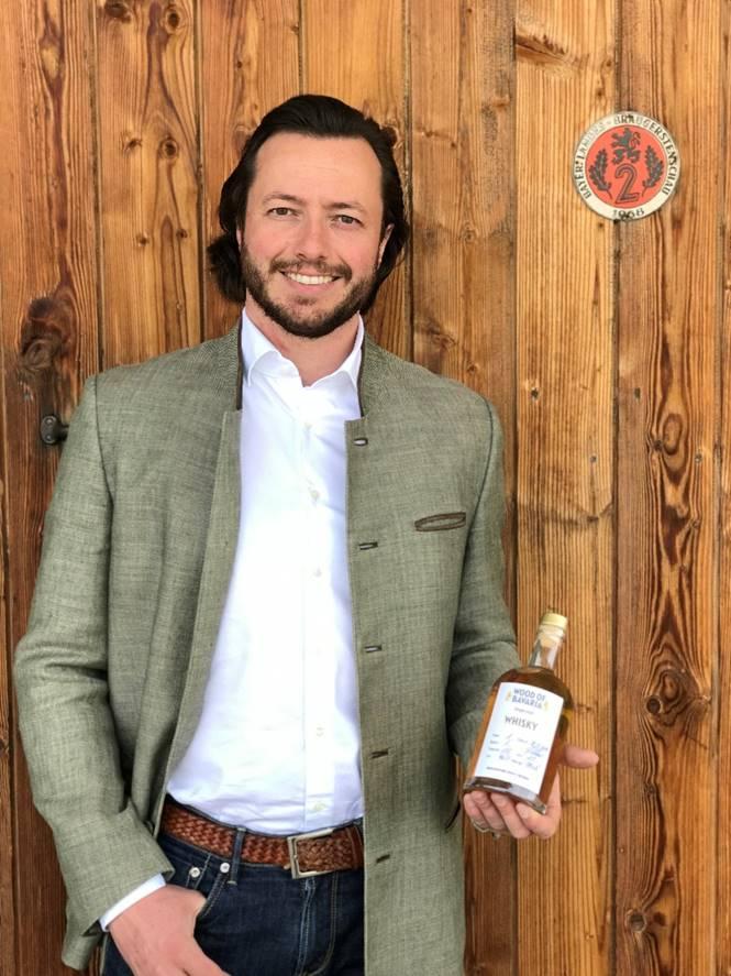 OBACHT! Münchens wohl erste Whisky-Brennerei