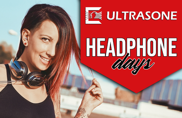 ULTRASONE Klang-Highlights zum Fest & attraktive Sales-Aktionen bei den ULTRASONE Headphone Days im November
