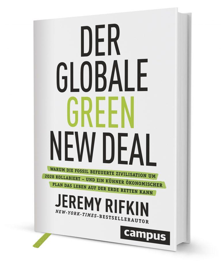 Jeremy Rifkin – Der globale Green New Deal