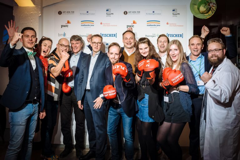 Zukunftsfähige Geschäftsideen im 5-Minuten-Takt:  4. Tech-Fight-Night ebnet den Weg für neue Technologien