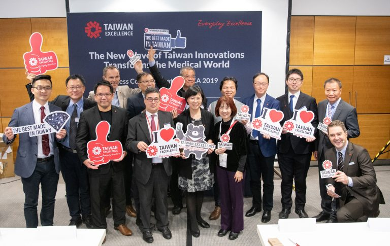 Exceptional Attention for Taiwanese Innovation at MEDICA