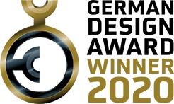 Wegner & Partner gewinnt German Design Award