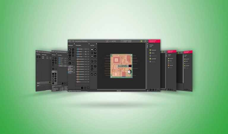 Smart software for efficient processes