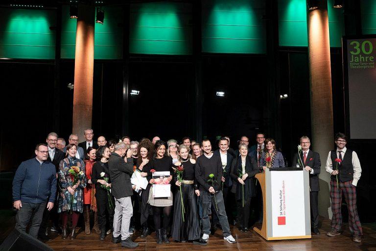 Die Gewinner der 30. Kölner Tanz- und Theaterpreise 2019