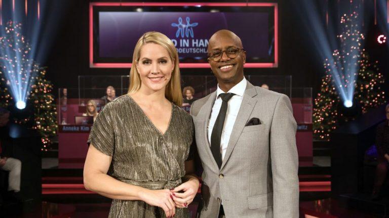 """""""Hand in Hand für Norddeutschland"""": Prominente engagieren sich am NDR Spendentag für Krebskranke und ihren Familien"""