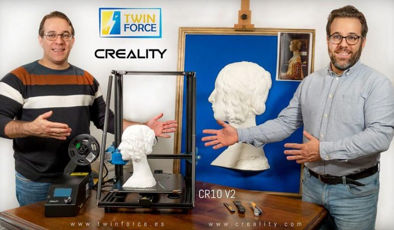 Accessible for Blind People in 3d printing | Creality3D