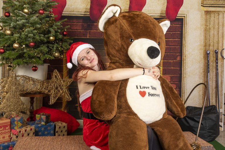 Weihnachts Charity Fotoshooting!