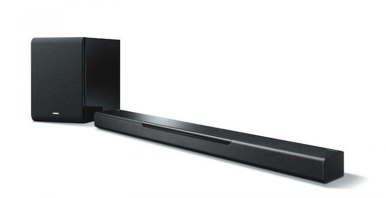 Yamaha MusicCast BAR 40 SW: das perfekte Duo aus Soundbar und Subwoofer für packendes Musik-, Film und Spiel-Entertainment