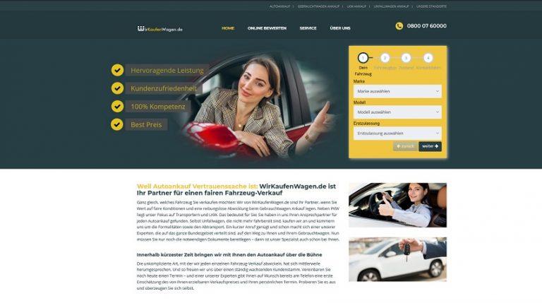 Autoankauf Kiel – Auto verkaufen in Kiel zum Höchstpreis