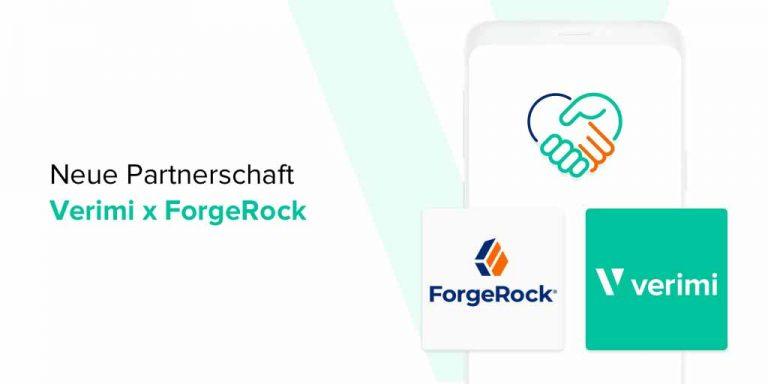 ForgeRock und Verimi schließen Partnerschaft für sicheres digitales Identitätsmanagement in Europa