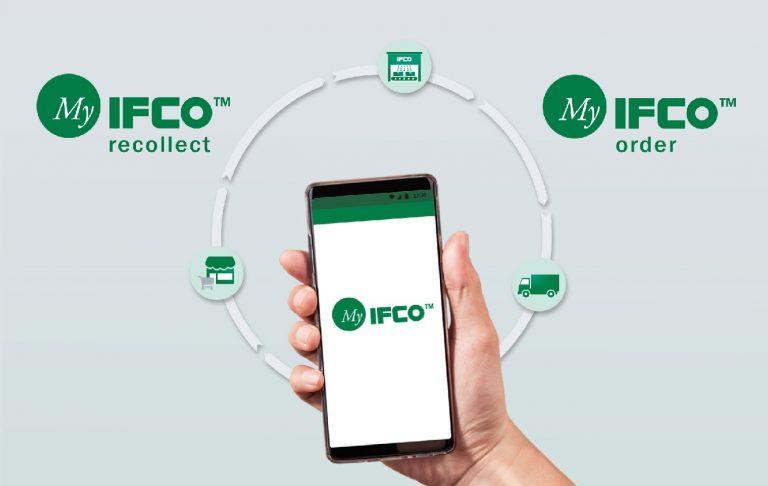 IFCO ermöglicht die unkomplizierte Digitalisierung der Lieferkette mit der MyIFCO App