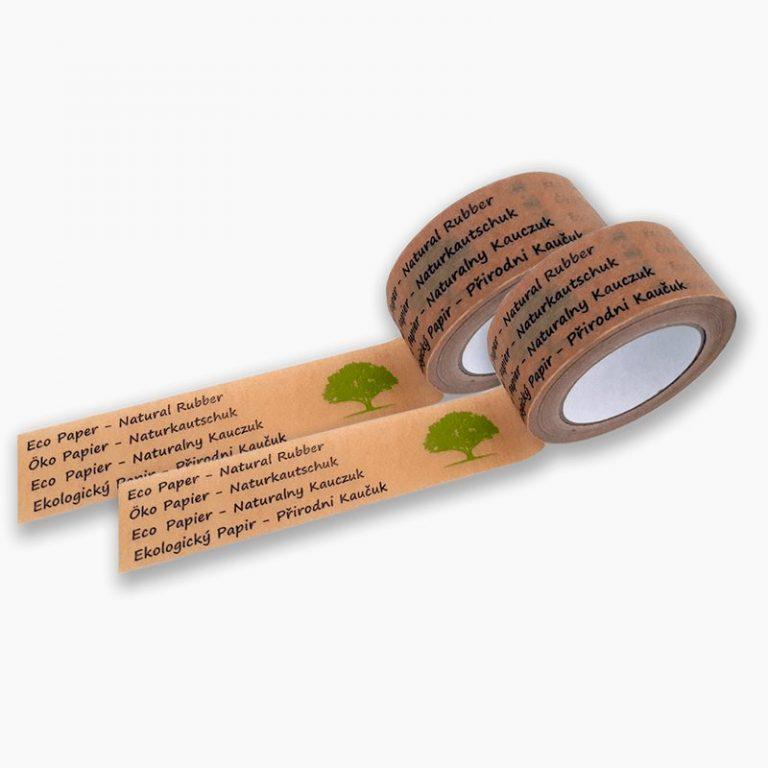 ApoKraft Öko Papierklebeband mit individuellem Druck