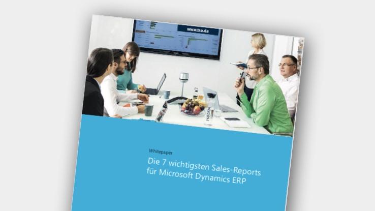 7 Sales-Reports, die jedes Unternehmen kennen und nutzen sollte