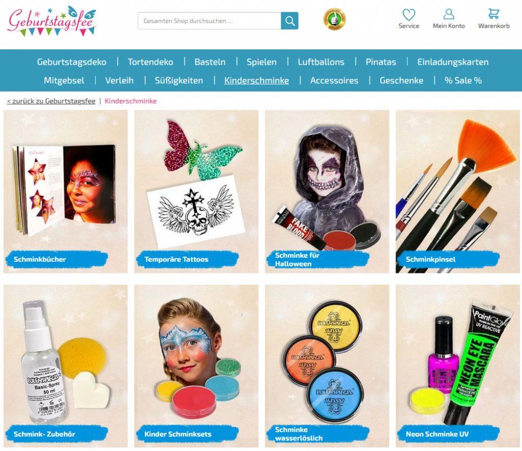 Kinderschminke-Kategorie-1024x884 Ihr eigenes Kinderfest planen - unterhaltsam und coronagerecht
